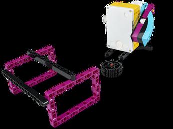 Bài 11: Hướng dẫn Lego Spike Prime 45678 : Cầu thủ đá banh