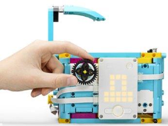 Bài 5: Hướng dẫn Lego Spike Prime 45678 : Nâng cấp Két sắt lego