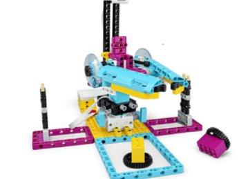 Bài 6: Hướng dẫn Lego Spike Prime 45678 : Cánh tay robot