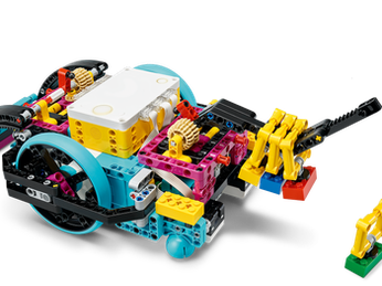 Bài 36: Hướng dẫn Lego Spike Prime 45678 : Nâng cấp chương trình