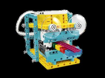 Bài 17: Hướng dẫn Lego Spike Prime 45678 : Trò chơi đoán màu