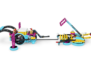Bài 37: Hướng dẫn Lego Spike Prime 45678 : Sẵn sàng cho nhiệm vụ