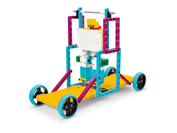 Bài 30: Hướng dẫn Lego Spike Prime 45678 : Vượt chướng ngại vật
