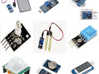 P11- Tài liệu lập trình Arduino bằng mBlock - Tự học arduino cơ bản: các loại cảm biến