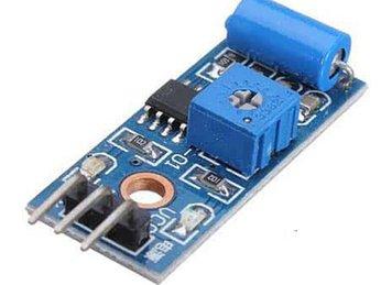 32 - Lập trình Micro bit Nâng cao: Cảm biến Rung lắc