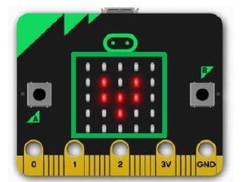 02 - Lập trình Micro:bit - Màn hình hiển thị Micro:bit - Lập trình STEM