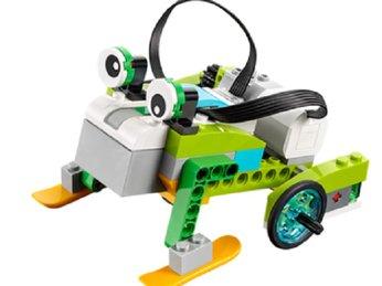 Bài 12: Vòng đời của ếch - Dự án khoa học bộ Lego Wedo 2.0 - Robot Milo 45300
