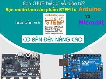P2- Tài liệu lập trình Arduino bằng mBlock - Tự học arduino cơ bản: LED & buzzer