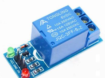 15 - Lập trình Micro bit Nâng cao: Module Relay ( Rờ le )