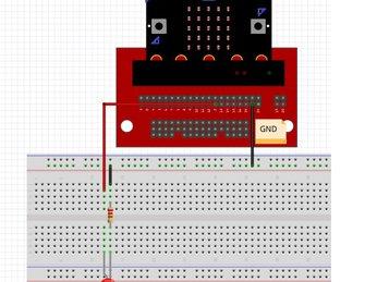 10 - Lập trình Micro bit Nâng cao: Nháy đèn LED ( blink LED)