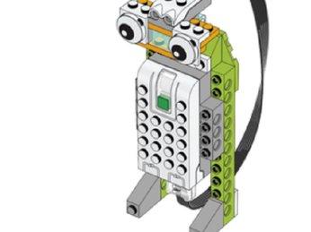 Bài 4: Robot điệp viên - Giới thiệu bộ Lego Wedo 2.0