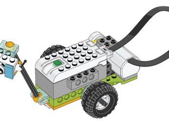 Bài 5: Robot Milo - Dự án khoa học bộ Lego Wedo 2.0