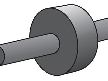 Bài 9: Trục bánh xe - Lego Education 9686 Kỹ sư cơ khí - Đồ Chơi Lego
