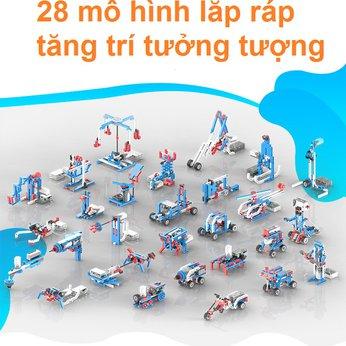 Bộ lắp ráp 28 mô hình LEGO- đồ chơi STEM - đồ chơi thông minh - đồ chơi lắp ráp
