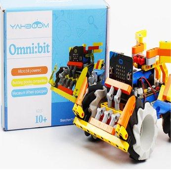 Omni:bit - Xe robot Omni Bit - Lego Education - Lập trình Microbit