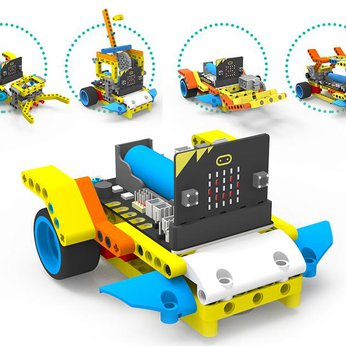 Running:bit - Xe robot Running bit - lập trình Microbit