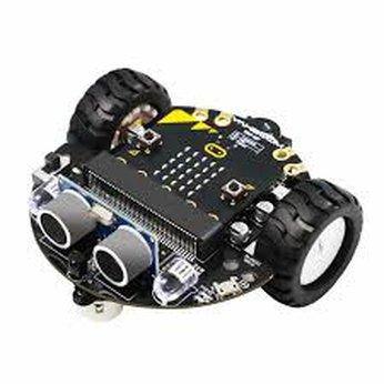 Tiny:bit - Xe robot Tiny Bit - Lập trình Microbit