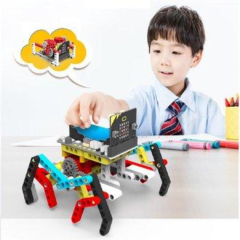 Spider:bit - Robot nhện Spider Bit - Đồ chơi Lego Lập trình Microbit