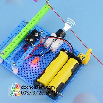 Báo động ăn trộm- đồ chơi STEM - đồ chơi mô hình - đồ chơi lắp ráp