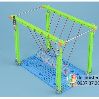 Con lắc Newton- đồ chơi STEM - đồ chơi mô hình - đồ chơi lắp ráp