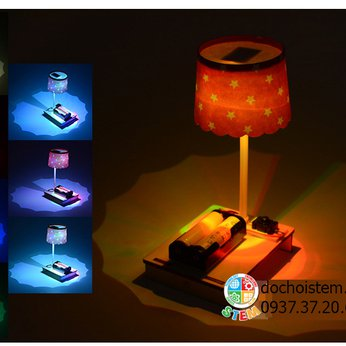 Đèn bàn sáng tạo- đồ chơi STEM khoa họcphát triển trí tuệ