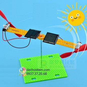 Đôi cánh năng lượng mặt trời- đồ chơi STEM - đồ chơi mô hình