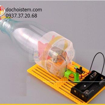 Máy hút bụi- đồ chơi STEM thông minh phát triển trí tuệ