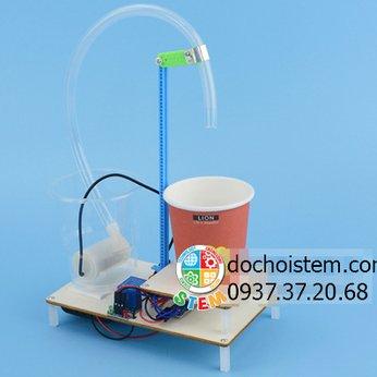 Máy lọc nước tự động - đồ chơi STEM phát triển trí tuệ