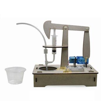 Mô hình giàn khoan - đồ chơi STEM - đồ chơi mô hình - đồ chơi lắp ráp