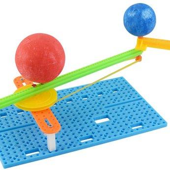 Mô hình nhật thực- đồ chơi STEM - đồ chơi mô hình - đồ chơi lắp ráp