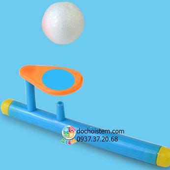 Ống thổi bong bóng lơ lửng - đồ chơi gợi nhớ tuổi thơ