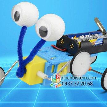 Robot bò sát- đồ chơi STEM - đồ chơi mô hình - đồ chơi lắp ráp