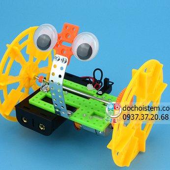 Robot vượt địa hình- đồ chơi STEM - đồ chơi mô hình - đồ chơi lắp ráp