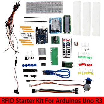 Bộ Starter Kit UNO R3 V1 (kèm linh kiện)