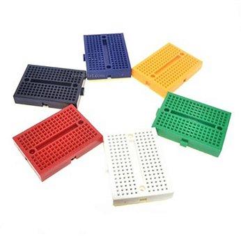Breadboard Mini - bộ kit arduino - bộ kit microbit - lập trình arduino