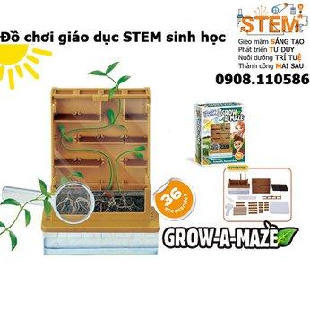 Bộ trồng cây STEM- đồ chơi STEM phát triển trí tuệ