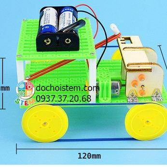 Xe hơi hộp số - đồ chơi STEM - đồ chơi mô hình - đồ chơi lắp ráp