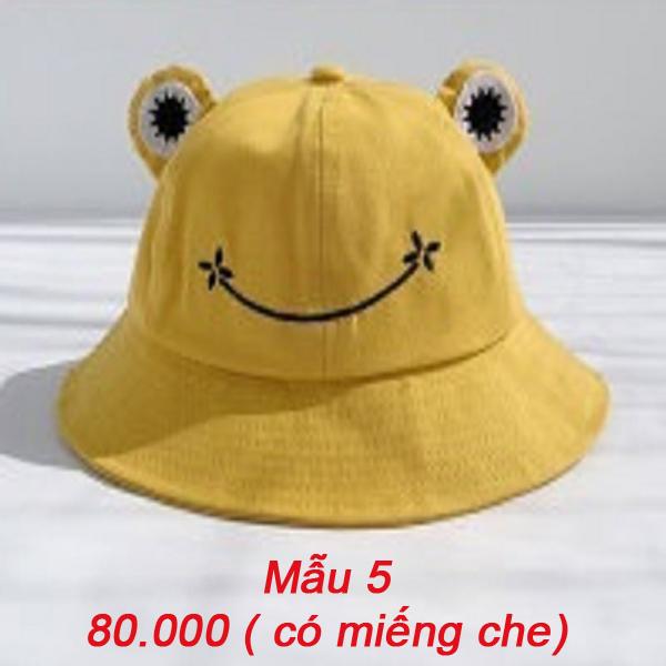 Mũ chống dịch cho trẻ kèm màn chắn bảo vệ - Nón chống dịch