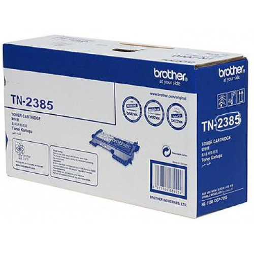 Hộp mực in Brother TN 2385 sử dụng Brother HL-L2361DN