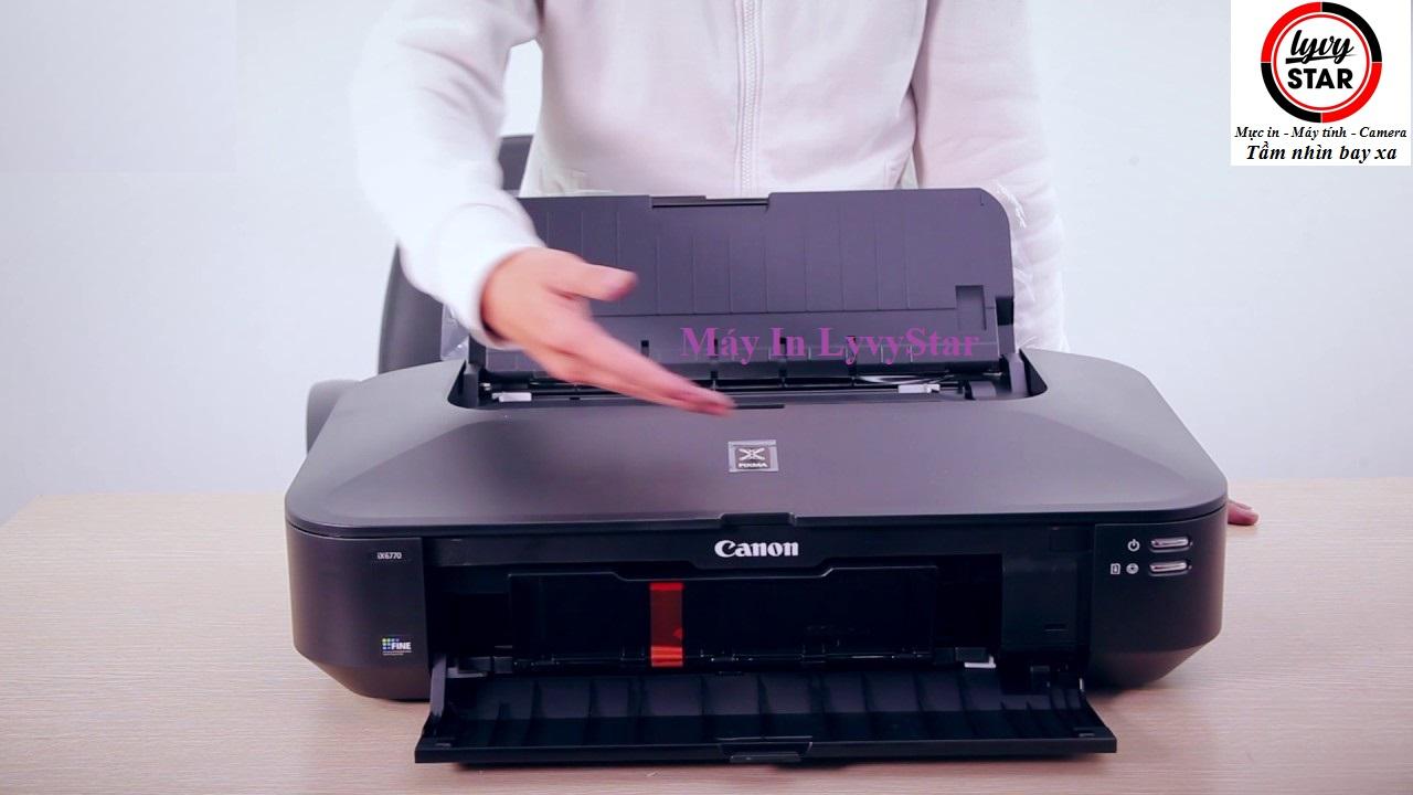 Máy in phun màu Canon PIXMA IX6860 wifi khổ A3- tại quan 6-quan 10-quan 5-quan 2 hcm