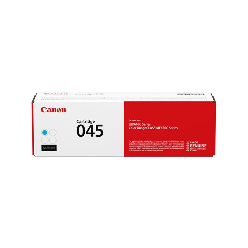 Mực in Canon 045 Cyan Toner Cartridge (EP-045C)
