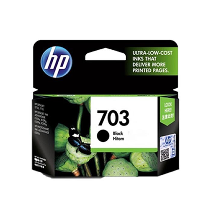 Mực in HP 703 Black Ink Cartridge (CD887AA)