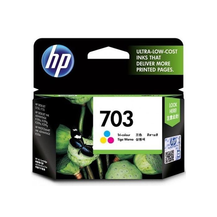 Mực in HP 703 Tri color Ink Cartridge (CD888AA)