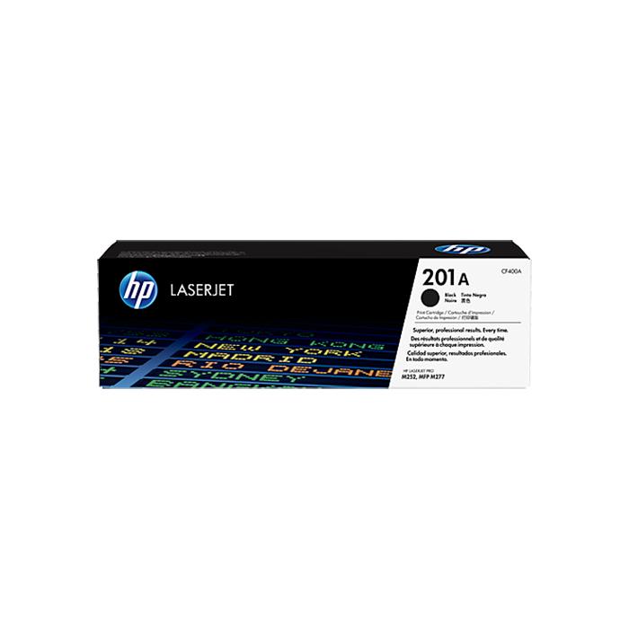 Mực in Laser màu đen HP 201A Black Original LaserJet Toner Cartridge (CF400A)