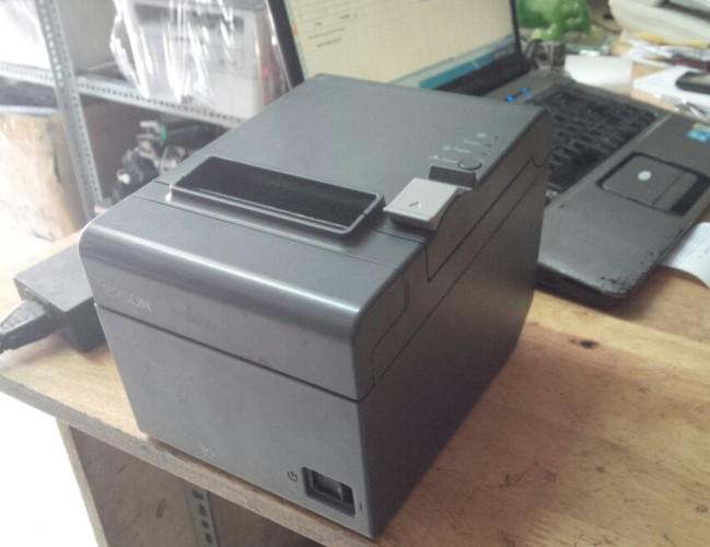 Thanh lý máy in bill epson sử dụng cho nhà hàng quan ăn shop thời trang