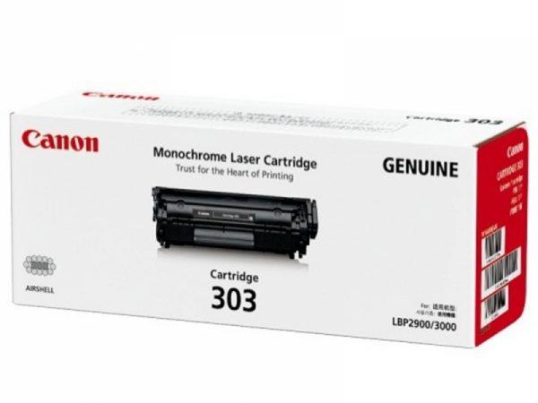 Hộp mực canon 2900 chính hãng | Mực in Canon Cartridge 303 chính hãng