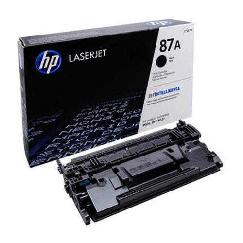 Mực in HP 87A Black Original LaserJet Toner Cartridge (CF287A)