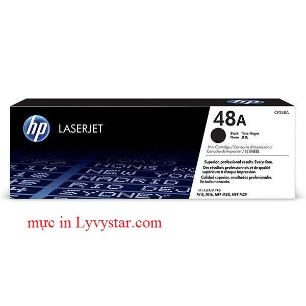 Hộp mực in 48A sử dụng cho máy in HP M15a -M16a- M28a - M28w - M29a