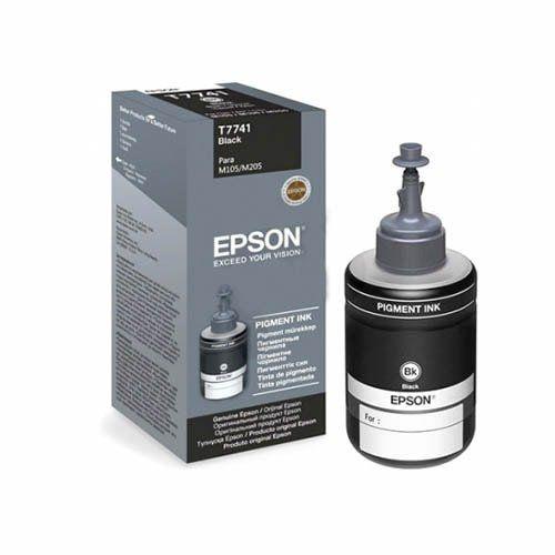 Mực In Epson T7741 – Mực Máy In Epson L655/ L1455/ M100/ M200