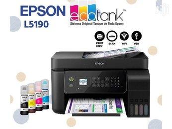 Đánh giá tổng quan máy in Epson L5190